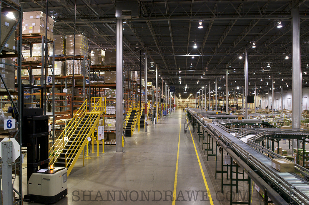 Warehouse Photography by Shannon Drawe Photography