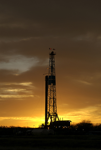 Texas OIL and GAS Photography