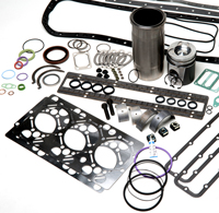 industrial parts photography engine rebuild kit