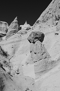 New Mexico Photography Tent Rocks