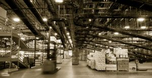 Location Photography Warehouse photographer
